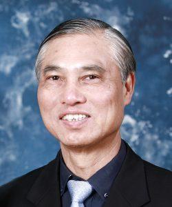 院長 P.So 蘇頴智牧師